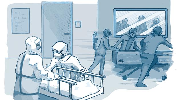 Nhật ký chiến đấu với virus corona của nữ bác sĩ ở tâm dịch Hồ Bắc: Cố mạnh mẽ trấn an gia đình rồi gục khóc trên giường bệnh - Ảnh 3.