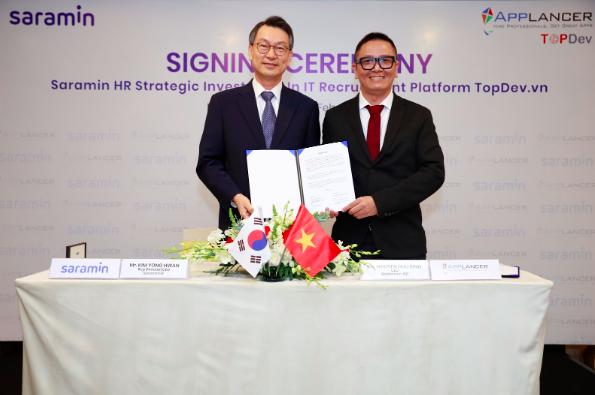 Nền tảng tuyển dụng nhân sự ngành IT TopDev gọi được vốn triệu đô từ đối tác Hàn Quốc - Ảnh 1.