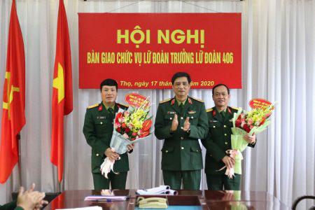 Bộ Quốc phòng bổ nhiệm nhân sự 4 Quân khu - Ảnh 1.