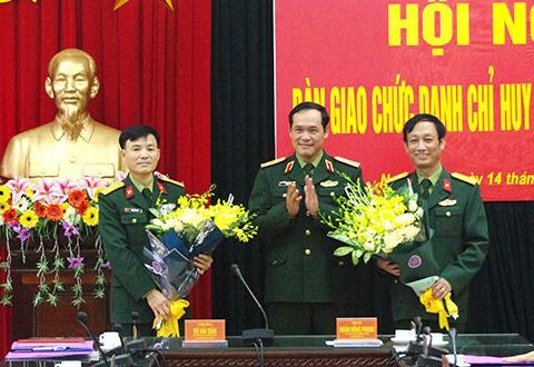 Bộ Quốc phòng bổ nhiệm nhân sự 4 Quân khu - Ảnh 2.