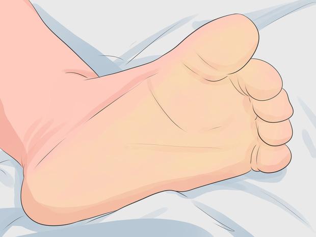 4 thay đổi ở bàn chân cho thấy gan của bạn đang dần tồi tệ - Ảnh 3.