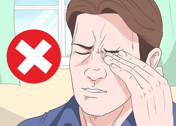 Vì sao mắt cứ bị đỏ ngầu sau khi tỉnh dậy? Đó cũng là cảnh báo sức khoẻ bạn cần chú ý - Ảnh 2.