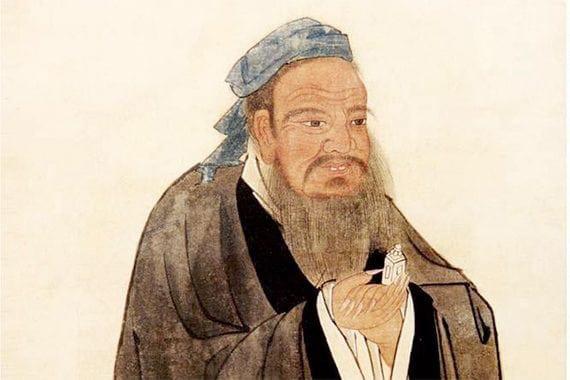 Được coi là người lỗi lạc nhất, 1 ngày Khổng Tử gặp 1 cậu bé và nhận thua sau 5 câu hỏi - Ảnh 1.