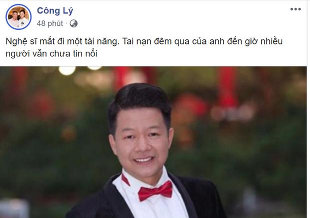 NSND Công Lý, diva Mỹ Linh cùng dàn nghệ sĩ Việt xót xa khi hay tin NSƯT Mạnh Dũng qua đời vì bị sát hại - Ảnh 4.