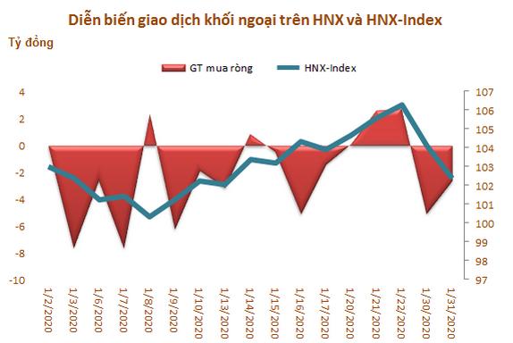Khối ngoại mua ròng trở lại gần 1.960 tỷ đồng trong tháng 1 - Ảnh 3.