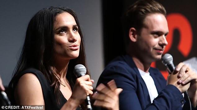 Meghan Markle lộ khoảnh khắc kém sang khi thừa nhận đã nói dối để có được một vai diễn trên truyền hình khiến dư luận dậy sóng - Ảnh 3.