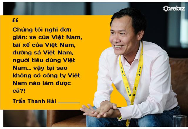 Lần đầu lên tiếng sau khi rời beGroup, cựu CEO Trần Thanh Hải chỉ ra 2 vấn đề be phải