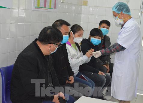 Thái Bình cách ly gần 500 lao động Trung Quốc mới trở lại làm việc - Ảnh 3.
