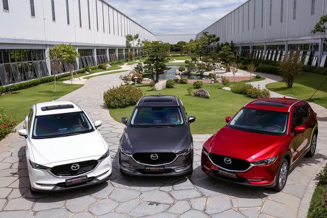 Trường Hải, VinFast, TC Motor, Mitsubishi đưa ô tô Việt vượt biển lớn, tấn công mọi thị trường từ ASEAN đến Mỹ và châu Âu - Ảnh 3.
