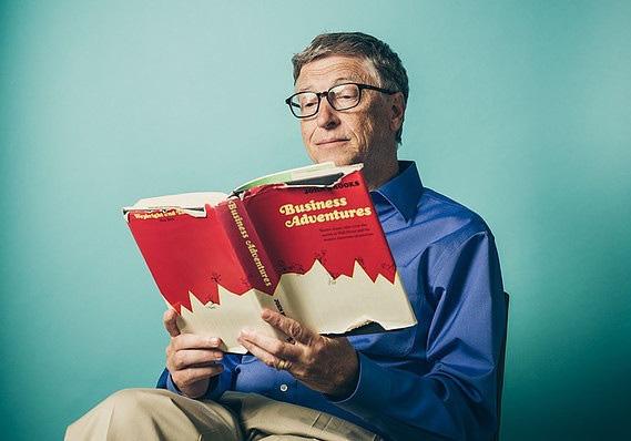 Thói quen đọc sách là khởi đầu thành công: Tri thức là gốc rễ tạo nên sự khác biệt giữa người thành công và số đông còn lại - Ảnh 1.