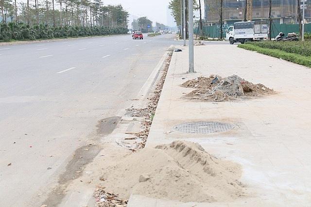 Toàn cảnh tuyến đường gần 1.500 tỷ đồng rộng 10 làn vừa thông xe ở Hà Nội - Ảnh 7.
