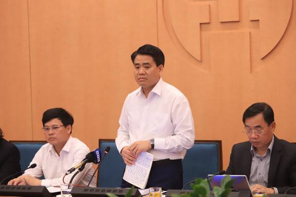 Chủ tịch Hà Nội: Chúng ta phải khẳng định, đến giờ phút này Hà Nội chưa phát hiện trường hợp lây nhiễm chéo dịch Covid-19 - Ảnh 1.