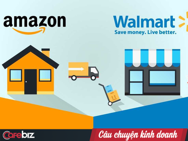 Chấp nhận bỏ ra 1,5 tỷ USD để cam kết giao hàng trong 24 giờ, Amazon thắng đậm trước Walmart - Ảnh 1.