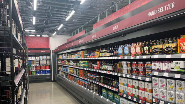 Bên trong cửa hàng thực phẩm không thu ngân đầu tiên của Amazon - Ảnh 6.