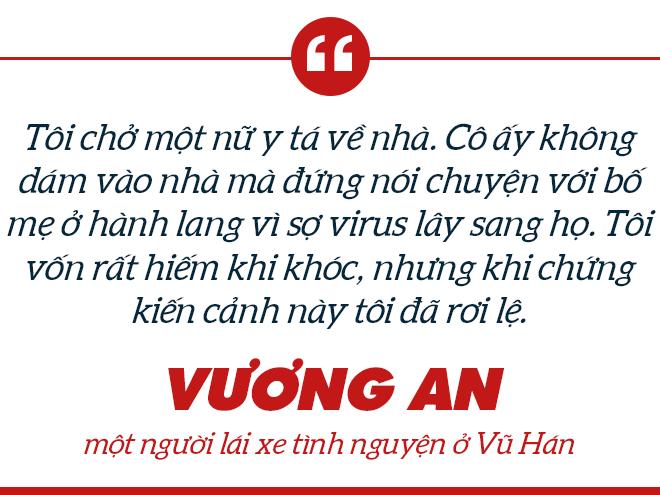 Những anh hùng vô danh ở Vũ Hán và câu chuyện kinh doanh tử tế giữa rốn dịch corona - Ảnh 4.