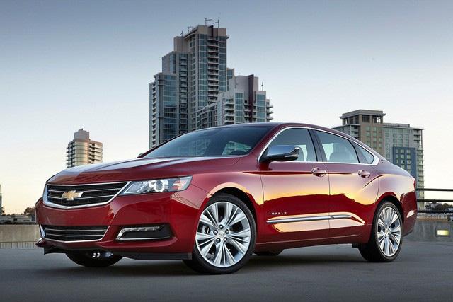 Chevrolet đã lắp ráp chiếc sedan cỡ lớn cuối cùng, chia tay huyền thoại đã gắn bó 63 năm - Ảnh 2.