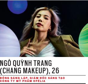 Quang Hải, Huỳnh Như, Châu Bùi lọt danh sách 30 gương mặt dưới 30 tuổi nổi bật nhất Việt Nam năm 2020 của Forbes - Ảnh 6.