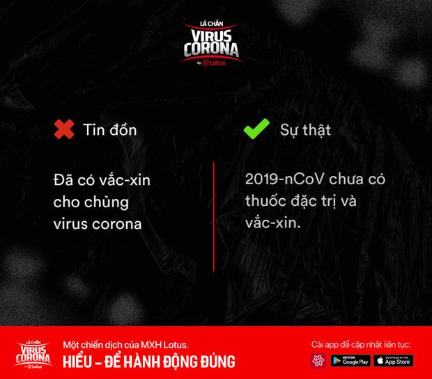 Loạt tin đồn gây hoang mang về virus corona: người nhiễm bệnh sẽ tử vong, đeo khẩu trang là yên tâm 100%? - Ảnh 1.