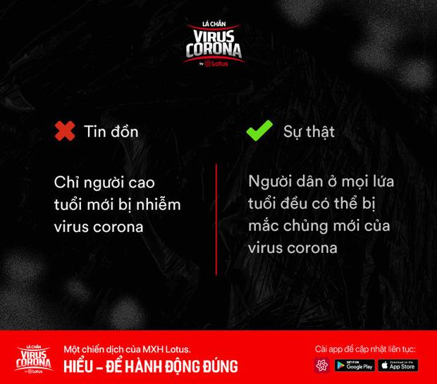 Loạt tin đồn gây hoang mang về virus corona: người nhiễm bệnh sẽ tử vong, đeo khẩu trang là yên tâm 100%? - Ảnh 2.