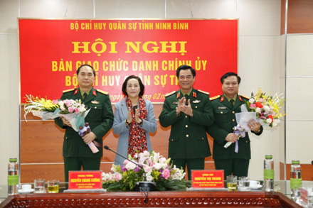 Bộ Quốc phòng, Công an bổ nhiệm nhân sự mới - Ảnh 2.