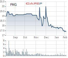 Giá gas giảm, Petro miền Trung (PMG) báo lợi nhuận năm 2019 sụt giảm 23% cùng kỳ - Ảnh 2.