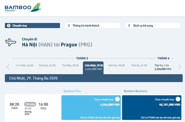 Bamboo Airways mở đường bay thẳng Việt Nam – Séc, kết nối Đông Nam Á với Khối liên minh Châu Âu - Ảnh 2.