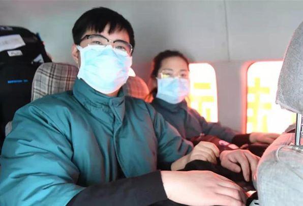 Những câu chuyện ấm lòng ở tâm dịch bệnh Vũ Hán: Cảm ơn bạn, thật tuyệt vời khi có bạn trên cuộc đời này - Ảnh 8.
