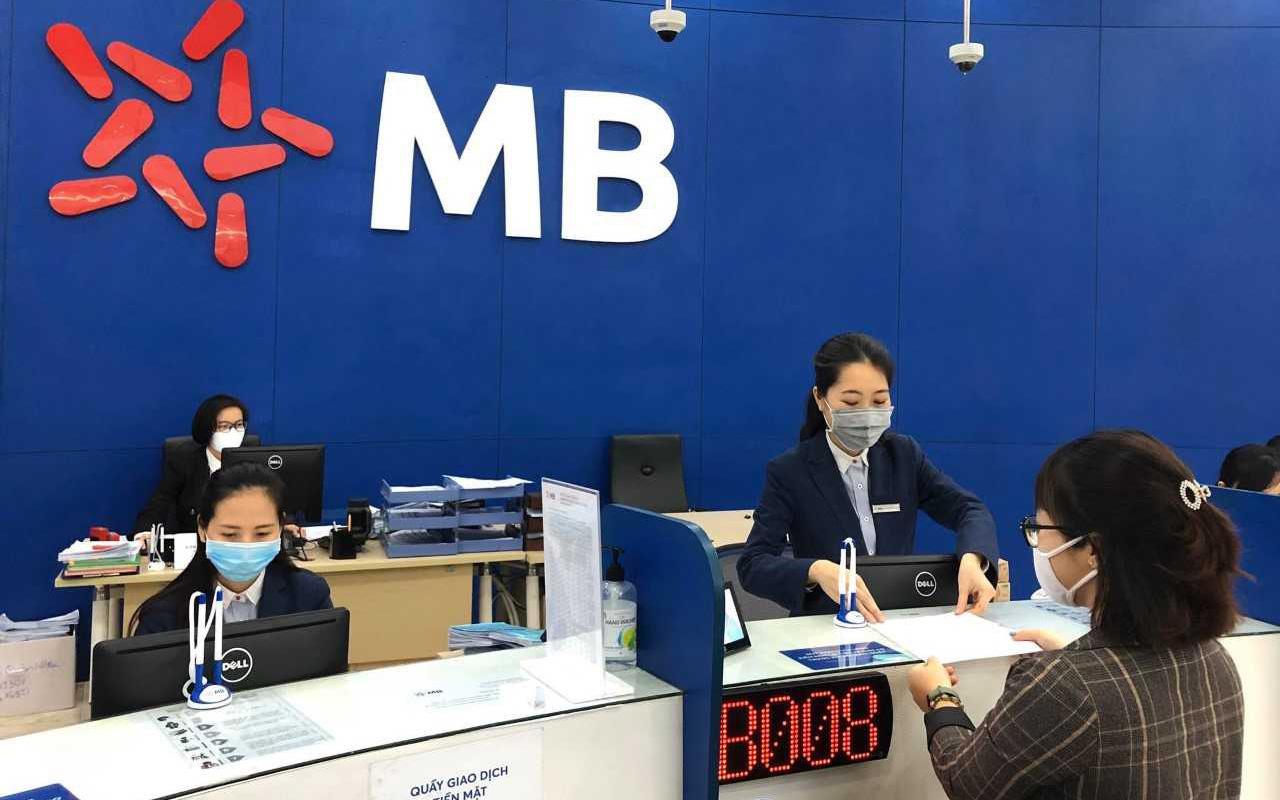 MB đảm bảo hoạt động liên tục đáp ứng nhu cầu giao dịch của khách hàng mùa dịch Covid-19