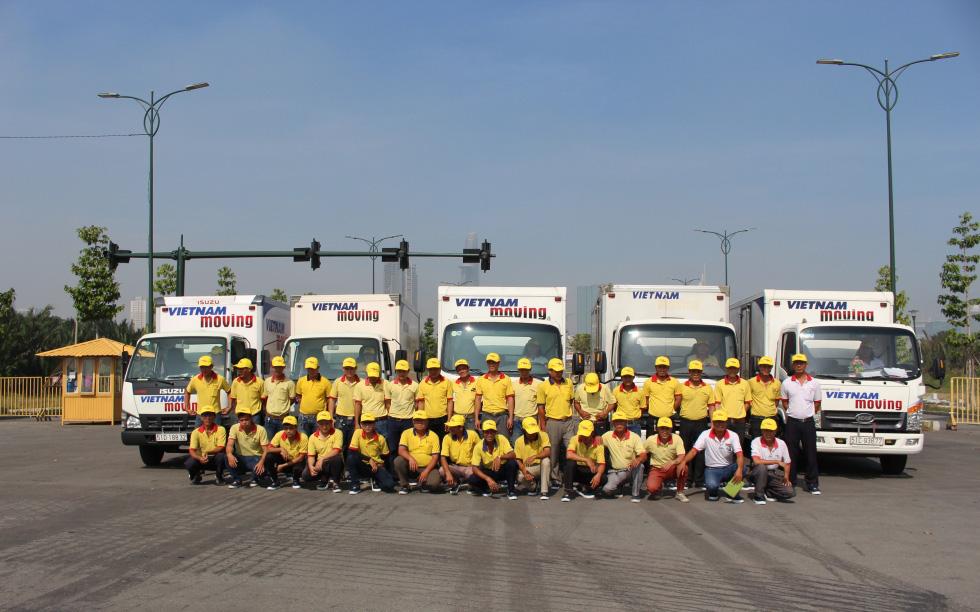 10 năm phát triển dịch vụ vận chuyển Vietnam Moving với những chuyến xe 0 đồng