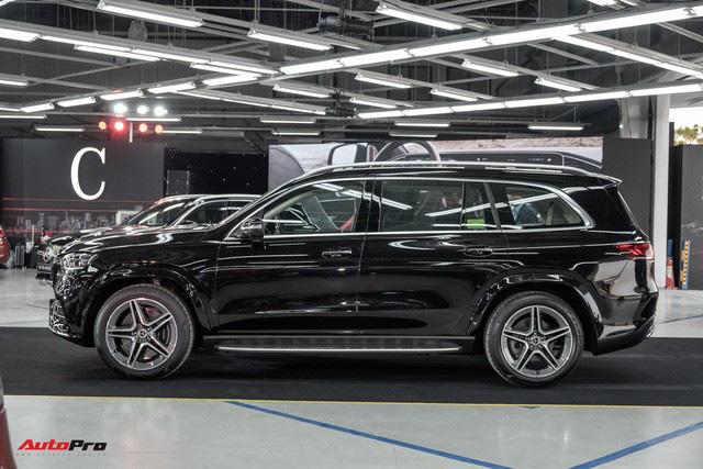 Mercedes-Benz GLS 2020 bị chê cắt trang bị tại Việt Nam nhưng ít ai biết có cả tá 'option' ngoài mức giá 'rẻ' bất ngờ - Ảnh 4.