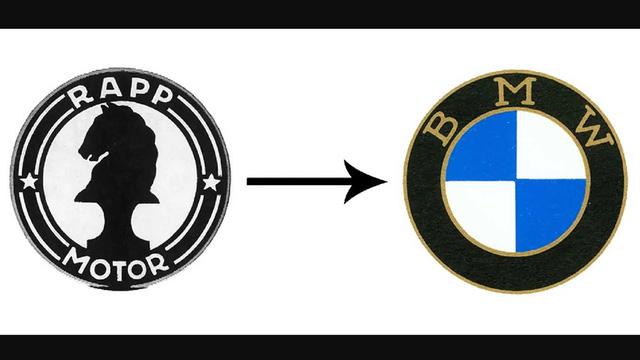 Trước khi gây tranh cãi, logo BMW đã thay đổi thế nào qua năm tháng? - Ảnh 1.
