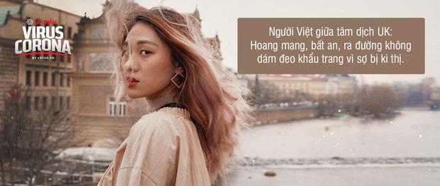 Du học sinh giữa tâm dịch ở UK: Ở Việt Nam lúc này là quá hạnh phúc - Ảnh 2.