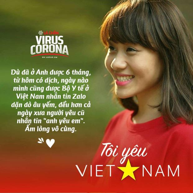 Du học sinh giữa tâm dịch ở UK: Ở Việt Nam lúc này là quá hạnh phúc - Ảnh 5.