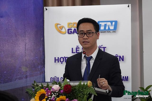 Tạm dừng hoạt động 3 tên miền của Công ty Gold Game Việt Nam: Từng gây sốc khi công bố nhận đầu tư 1 tỷ USD, CEO khoe nhận lời chúc từ Tổng thống Trump - Ảnh 1.