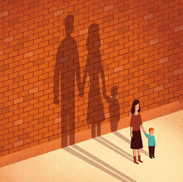 9 bức tranh vẽ lên hệ lụy của cuộc sống hiện đại: Phát triển càng nhanh thì vấn đề càng nhiều - Ảnh 8.