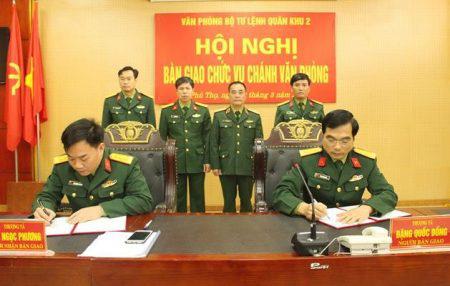 Điều động, bổ nhiệm nhân sự 3 Quân khu - Ảnh 2.