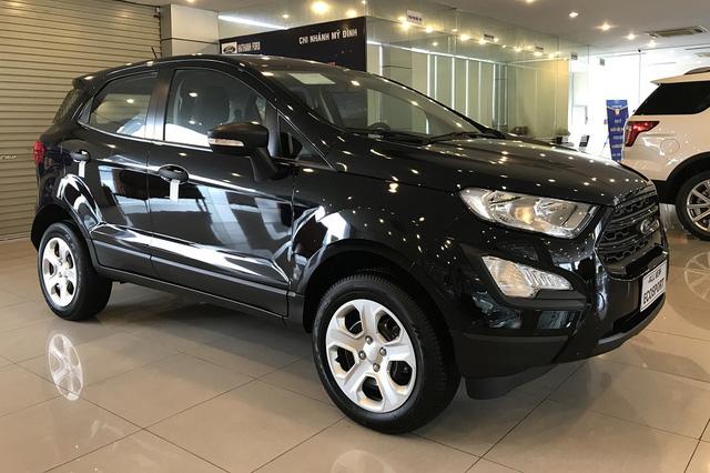 Ford EcoSport giảm giá sốc gần trăm triệu, xuống hơn 470 triệu đồng - Cơ hội lấy lại ngôi vương từ Hyundai Kona - Ảnh 1.
