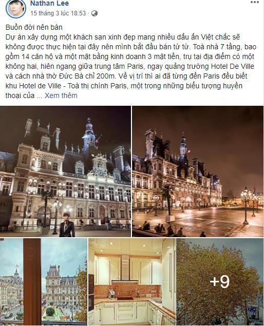 BĐS lao đao giữa đại dịch Covid-19, sao Việt ồ ạt rao bán căn hộ trăm tỷ đồng, khách sạn 10 tầng - Ảnh 1.