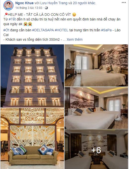 BĐS lao đao giữa đại dịch Covid-19, sao Việt ồ ạt rao bán căn hộ trăm tỷ đồng, khách sạn 10 tầng - Ảnh 6.