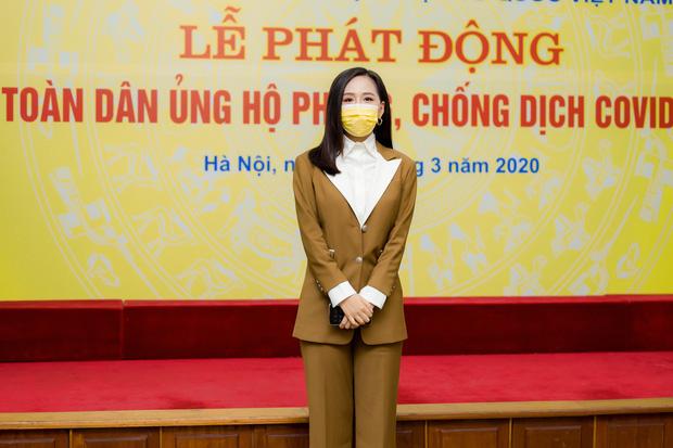 Mai Phương Thuý đại diện ủng hộ 20 tỷ đồng cho công tác phòng chống dịch Covid-19 - Ảnh 2.