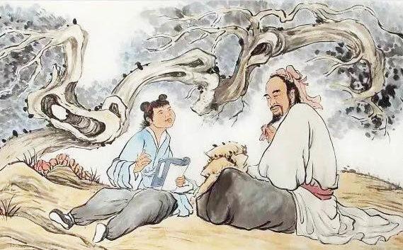 Ngẫm về cách làm người của bậc thầy trí tuệ Lão tử: Muốn đi trước, phải thoát khỏi cái miệng giếng để ngó lên vùng trời bình yên của mình - Ảnh 2.