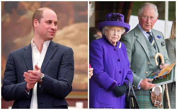 Hoàng gia Anh đang chuẩn bị cho sự đổi ngôi sắp tới, nhân vật chính đúng như dự đoán của nhiều người trong khi nhà Meghan Markle đứng ngồi không yên - Ảnh 1.