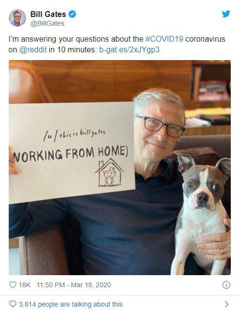 Bill Gates gọi việc xét nghiệm coronavirus của Mỹ là vô tổ chức - Ảnh 1.