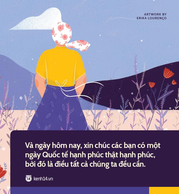 Ngày Quốc tế hạnh phúc: Chỉ khi cuộc sống bị đảo lộn, ta mới thấy niềm hạnh phúc lớn lao từ những điều bình thường - Ảnh 7.