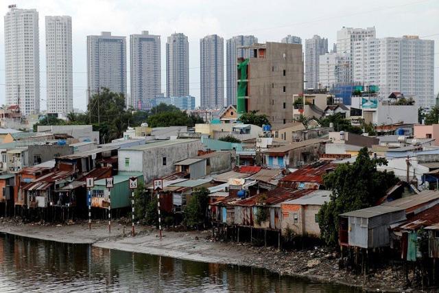 """Lo ngại hình thành khu """"ổ chuột"""" trên cao từ những căn hộ 25m2 - Ảnh 1."""