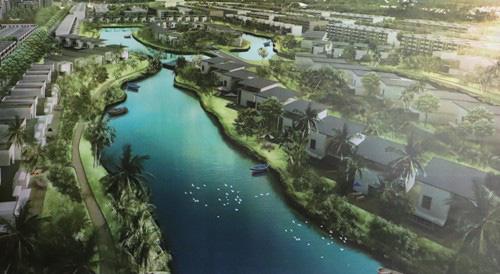 Siêu dự án nghỉ dưỡng giải trí, safari 1.350ha tại Thanh Hóa của Flamingo hiện nay thế nào? - Ảnh 1.