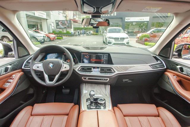BMW X7 giảm giá kỷ lục 350 triệu đồng trong cuộc đua khốc liệt với Mercedes-Benz GLS tại Việt Nam - Ảnh 5.