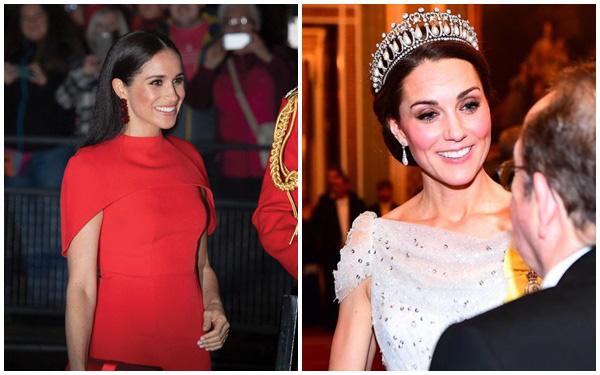 Vai trò khác biệt của hai nàng dâu hoàng gia giữa dịch Covid-19: Người trở thành trụ cột, người ở nhà đăng Instagram hàng ngày - Ảnh 2.