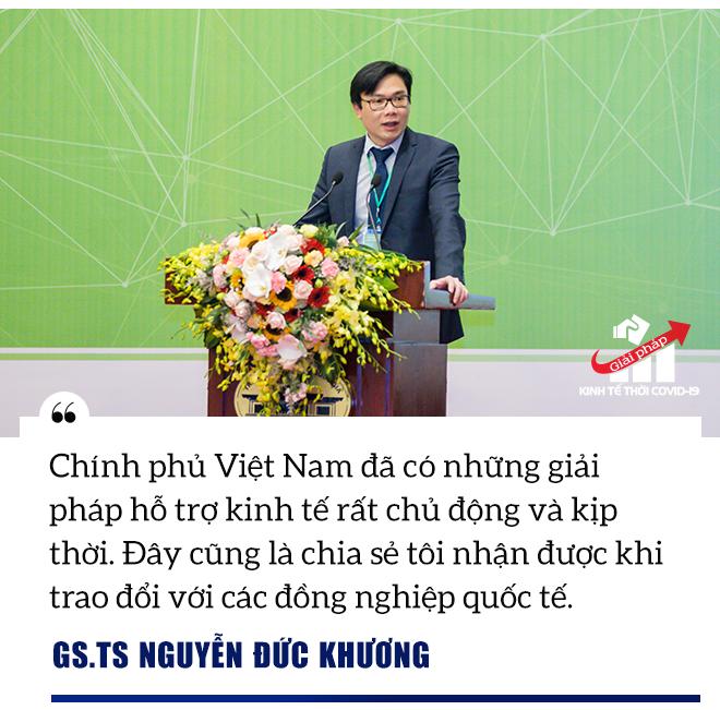 GS.TS. Nguyễn Đức Khương: Dịch Covid-19 có thể là hiện thân của một yếu tố thúc đẩy trí tưởng tượng con người! - Ảnh 5.