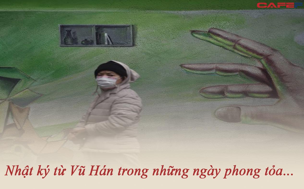 Nhật ký từ tâm dịch Vũ Hán trong thời gian phong tỏa: Chúng ta sẽ không quên những ngày tháng cùng nhau chống dịch